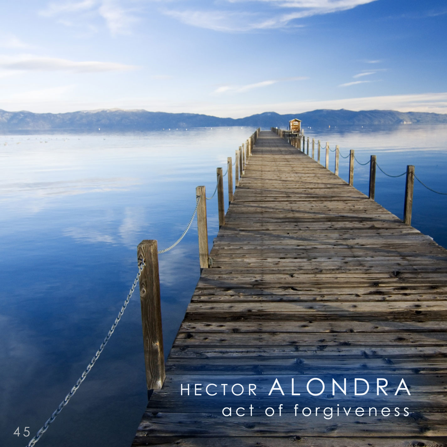 Session 45 - Act of Forgiveness